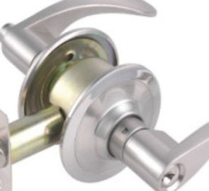 Residential Handle Lever Lock With Three Keys Fashionable Appearance