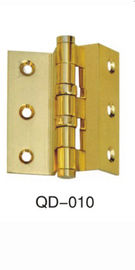 China Yellow Ball Bearing Iron Door Hinges 2 Inch - 4 Inch Size 3 Year Warranty factory