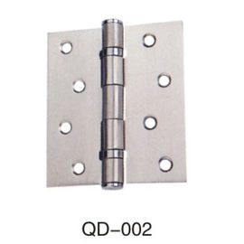 China Furniture Hardware Accessories Iron Door Hinges Steel / Iron Radius Round Corner distributor