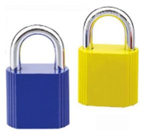 China Customize Color Brass High Security Padlock Light Weight 1 Year Warranty distributor